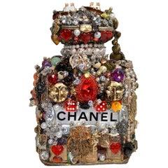 Viva Las Vegas Joe Baby's Modern & Casino Themed Perfume Bottle
