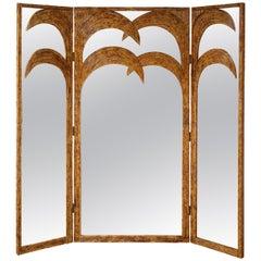 Vivai del Sud Bamboo Mirrored Screen