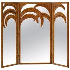 Mid-Century Modern Floor Mirrors and Full-Length Mirrors