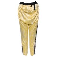 Vivienne Westwood Yellow Sweatpants