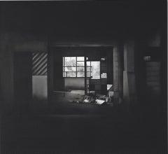 """""""Astillero Astarza"""", 2005, Canvas, Acrylic Paint, Abstract Photorealist Painting"""