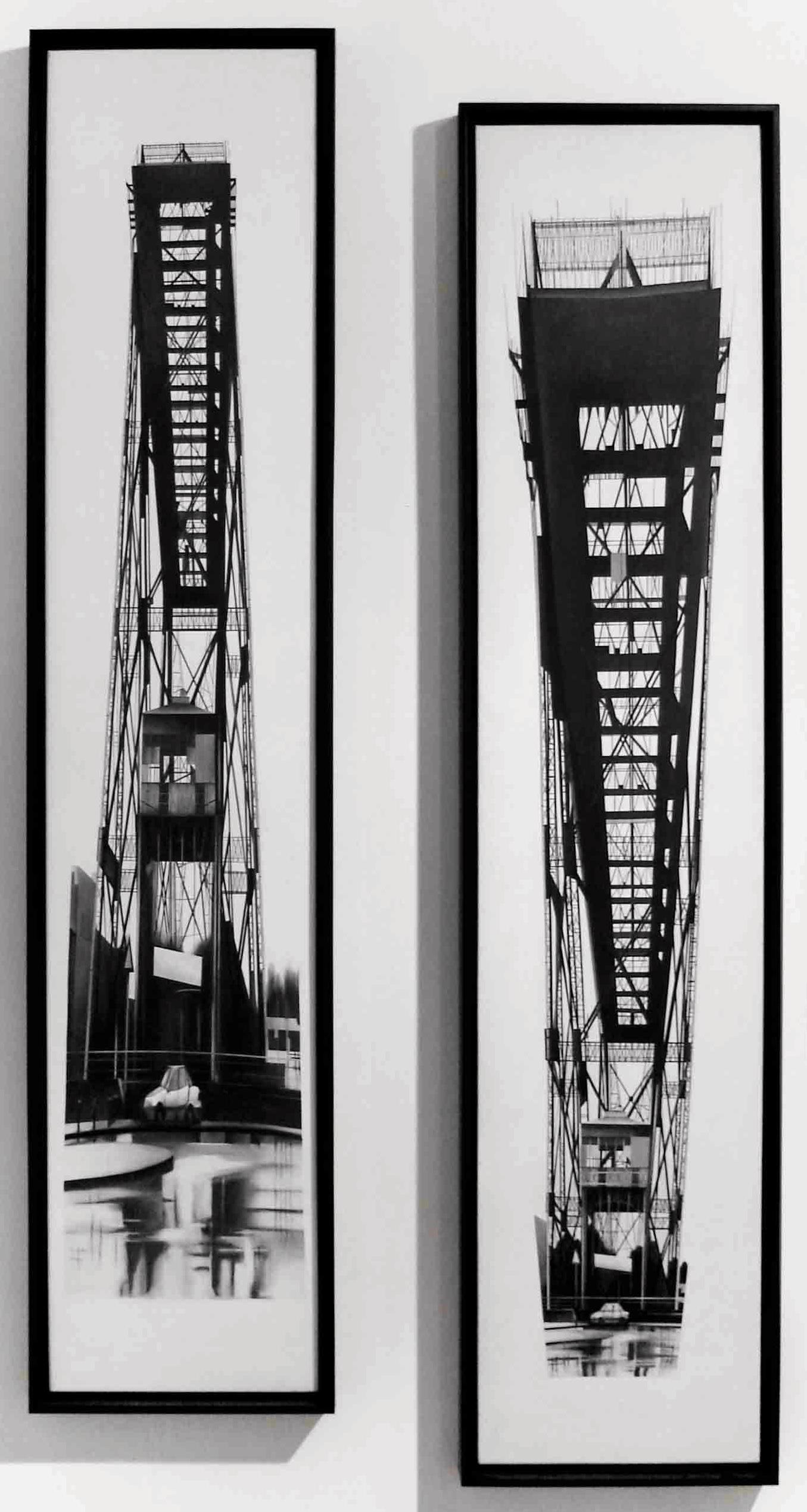 """""""Puente Sur 1 y 2"""", 2006, Canvas, Acrylic Paint, Painting"""