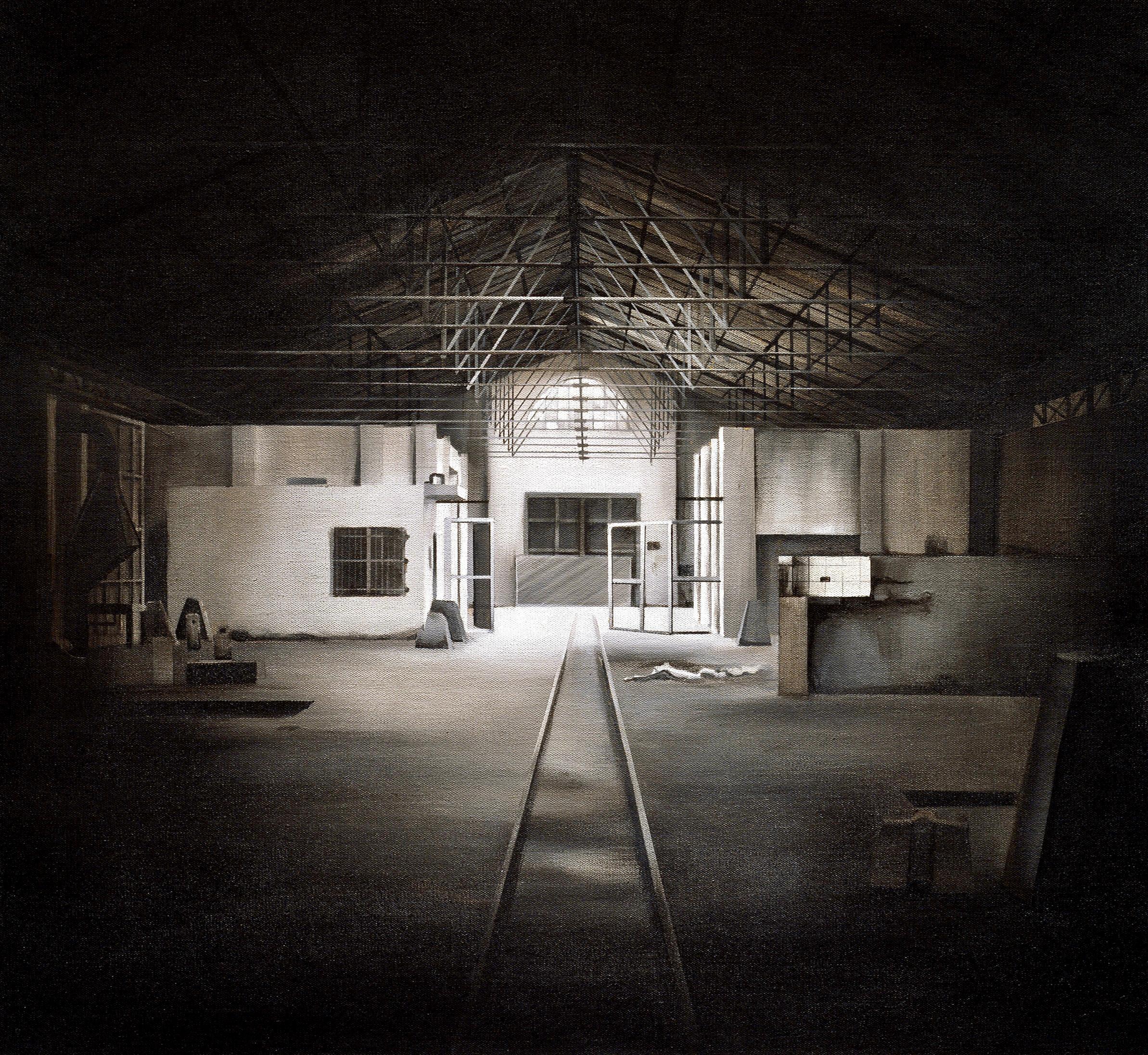 """""""Serie de Saguas 2"""", 2008, Canvas, Acrylic Paint, Painting"""