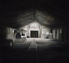 """Serie Saguas 5"", 2008, Canvas, Acrylic Paint, Abstract, PhotoRealist Painting"