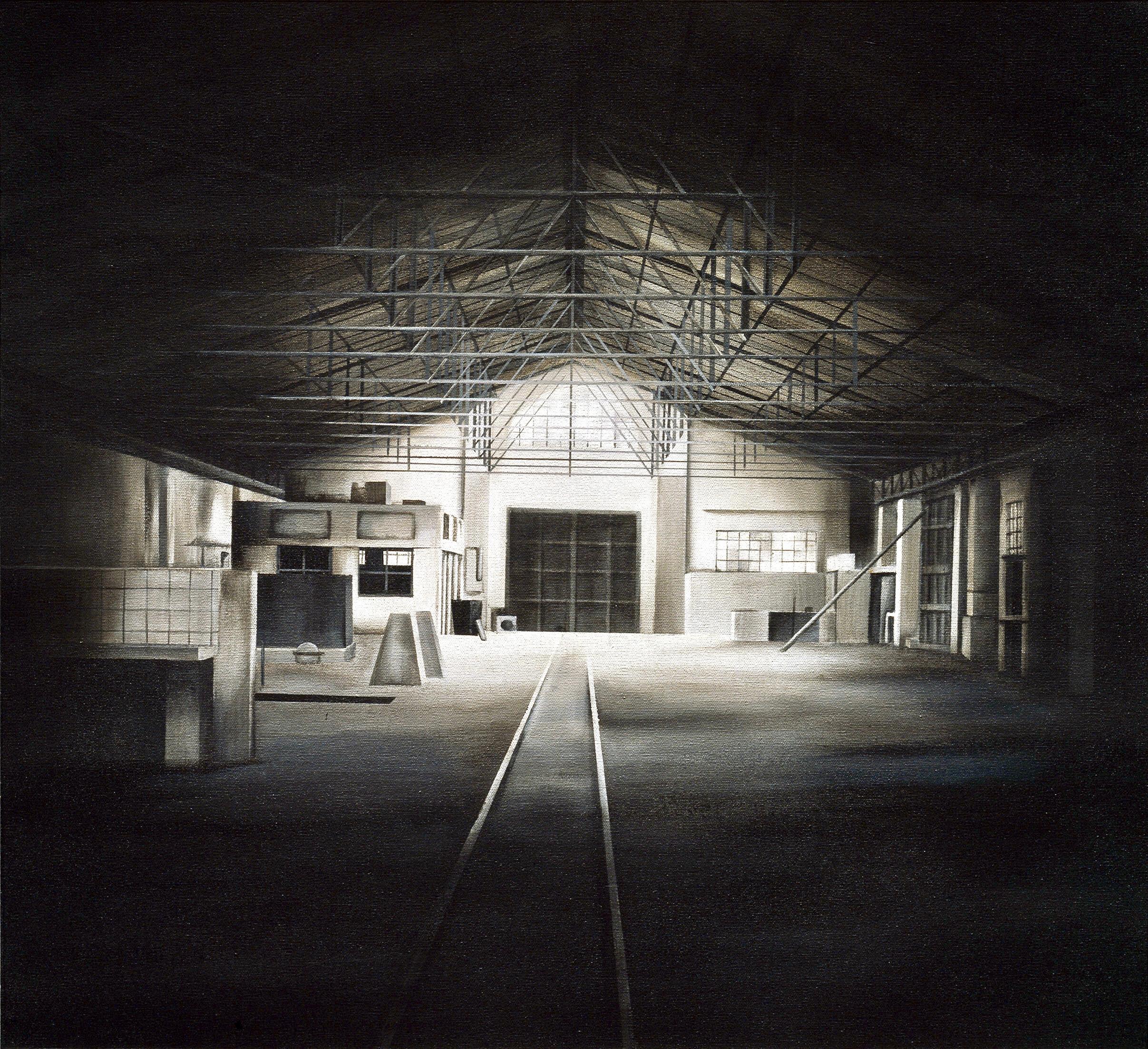 """Serie Saguas 5"", Canvas, Painting"