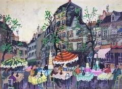 Place du Tertre)
