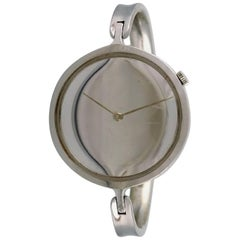 Vivianna Torun Bülow-Hübe for Georg Jensen Ladies Bangle Wristwatch