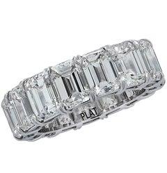 Vivid Diamonds 15.57 Carat Diamond Eternity Band