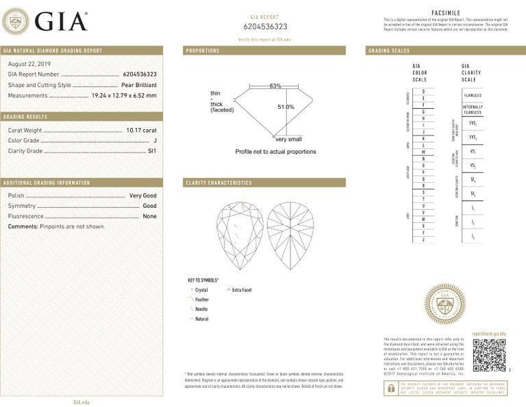 Modern Vivid Diamonds GIA Certified 20.48 Carat Diamond Dangle Earrings For Sale