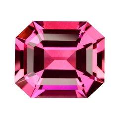 Vivid Pink Tourmaline