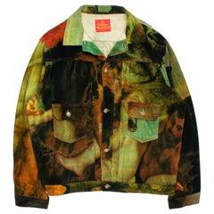Vivienne Westwood AW1993 Velvet Rubens Jacket