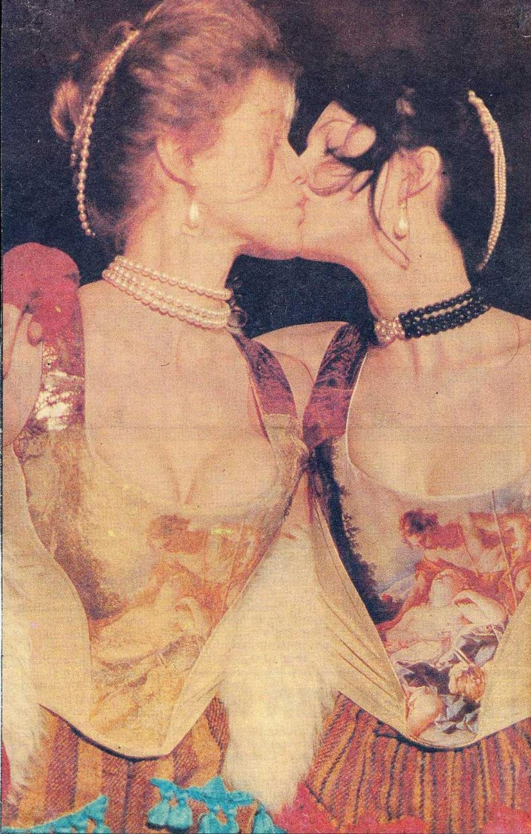 White Vivienne Westwood gold lurex 'Portrait Collection' corset, fw 1990