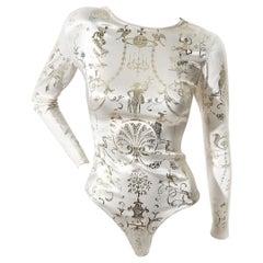 Vivienne Westwood Portrait Collection Bodysuit