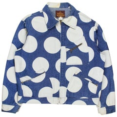 "Vivienne Westwood SS1985 ""Mini-Crini"" Polka Dot Jacket"