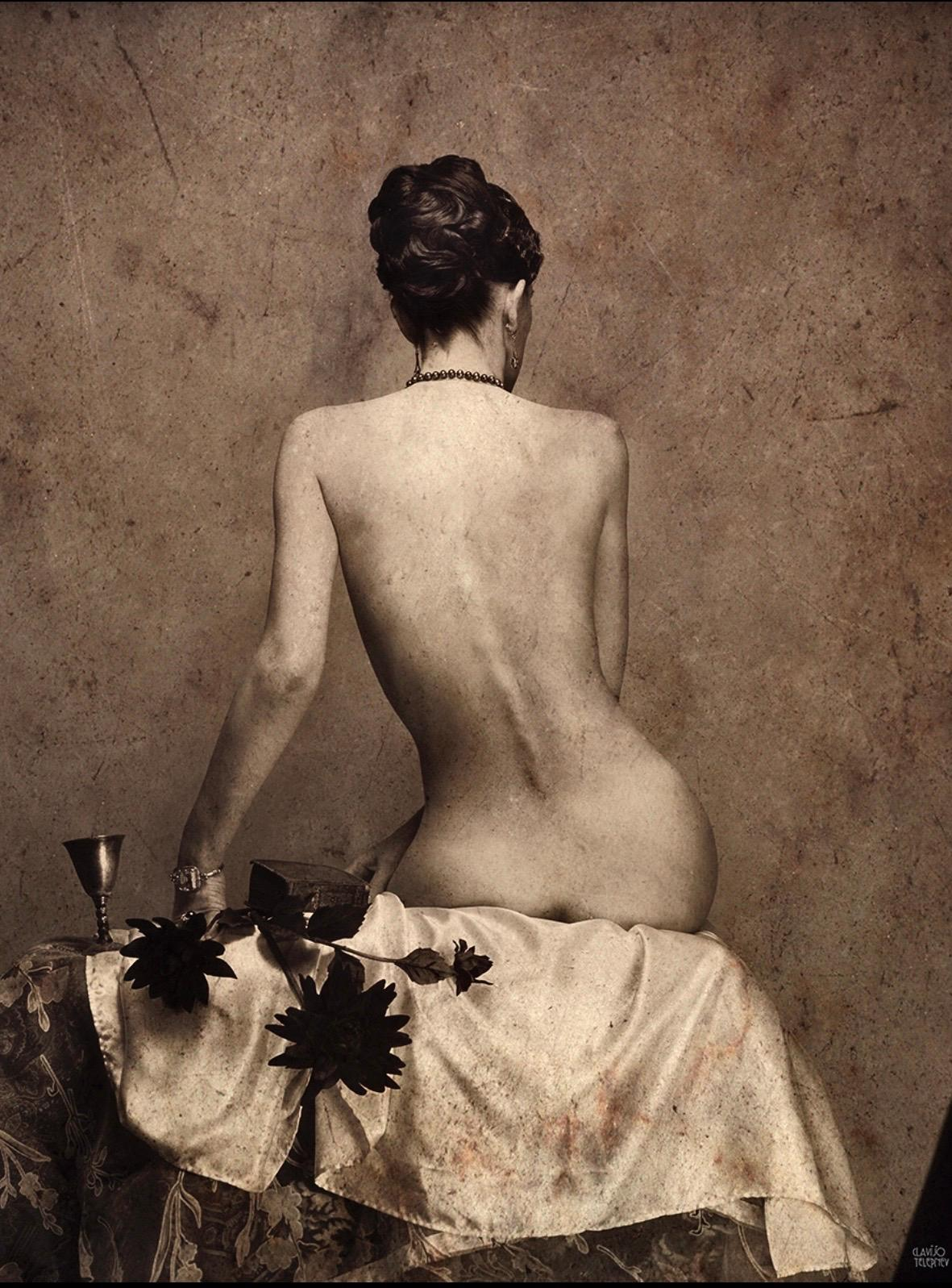 """""""Jurist"""" from the famous """"Sensuality"""" Series by Vladimir Clavijo"""