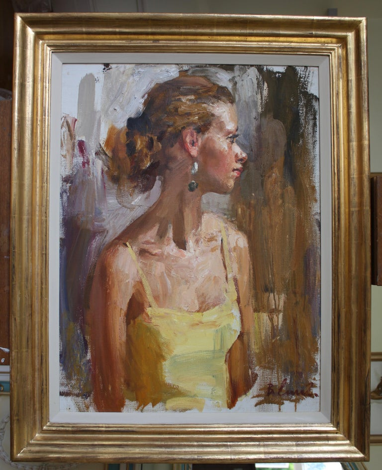 Vladimir Ezhakov was born in 1975, in St Petersburg.  In 1992 he began his studies in the art school named for N.K. Rerih.  He completed his training in 1997 with the qualification of