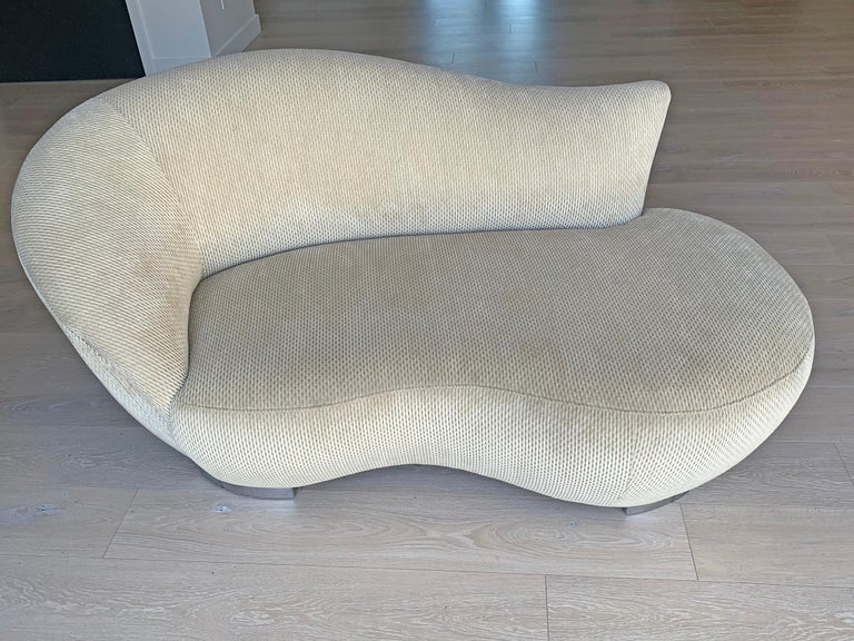 Late 20th Century Vladimir Kagan Cloud Sofa for Directional For Sale