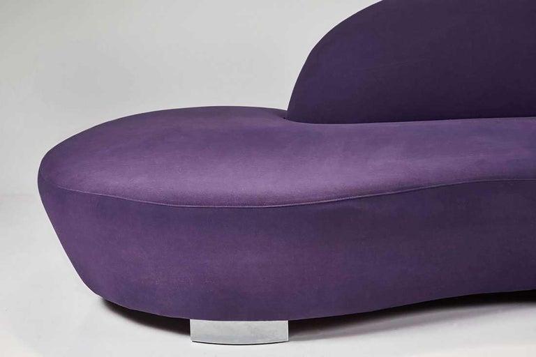 American Vladimir Kagan Cloud Sofa For Sale