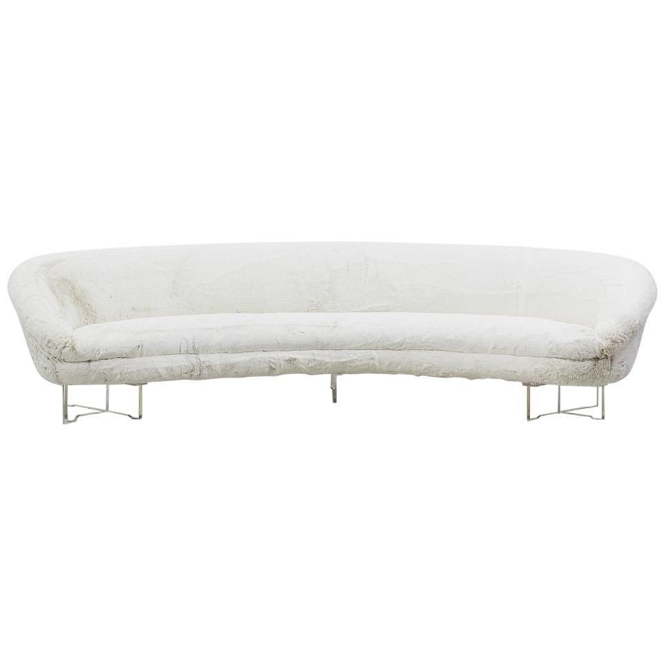 Vladimir Kagan, Custom Floating Sofa, USA