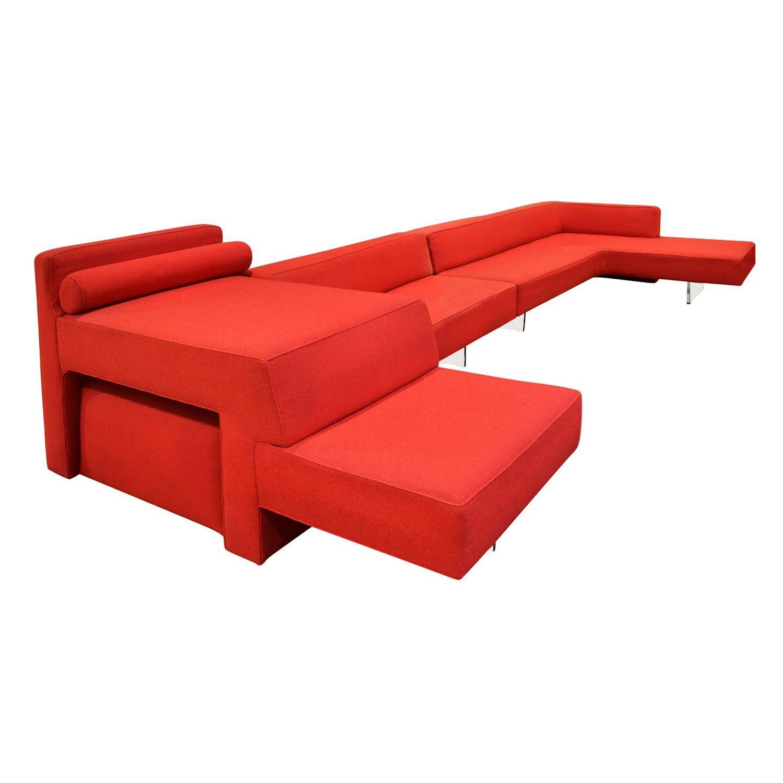 Vladimir Kagan Extraordinary Omnibus Collection Sofa, 1975