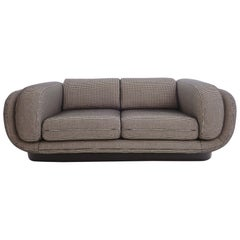 Vladimir Kagan for Preview Settee Loveseat