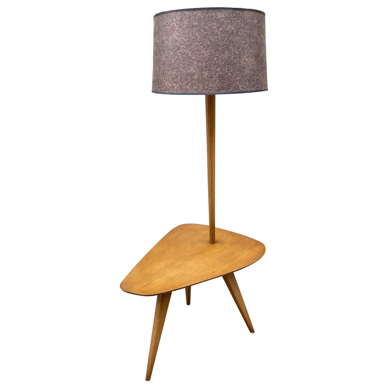 Vladimir Kagan Freeform Lamp Table for Kagan/ Dreyfuss NYC
