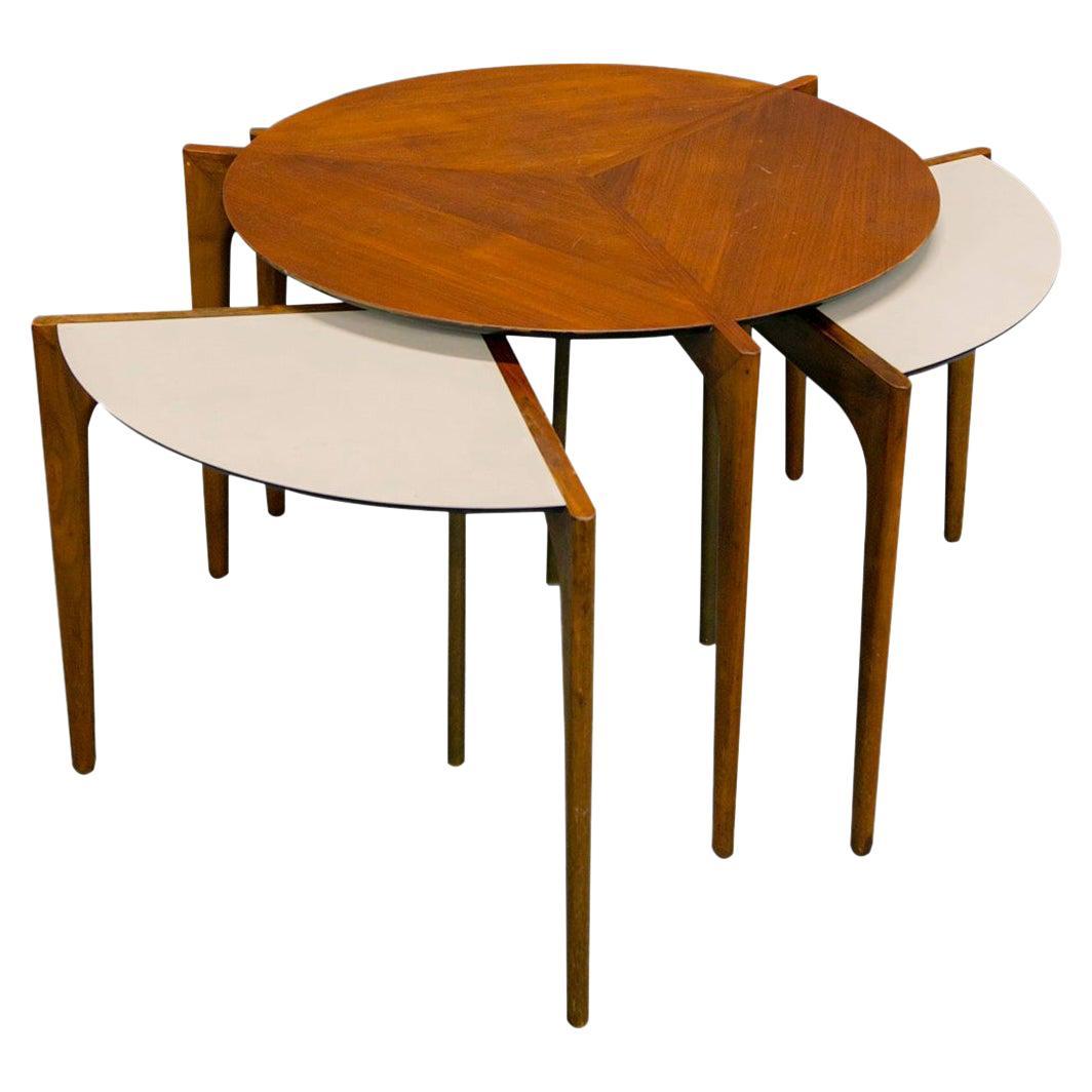 Vladimir Kagan Midcentury T Modular Coffee Table, 1950s