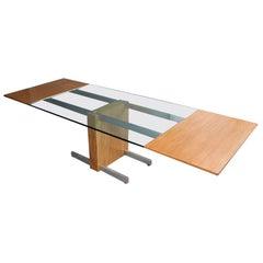 Vladimir Kagan Model 6705 Extension Dining Table