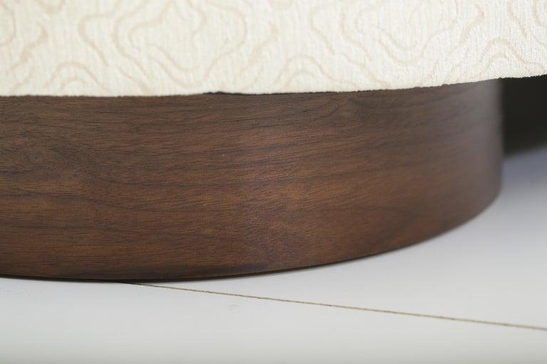 20th Century Vladimir Kagan Serpentine Sectional Sofa For Sale