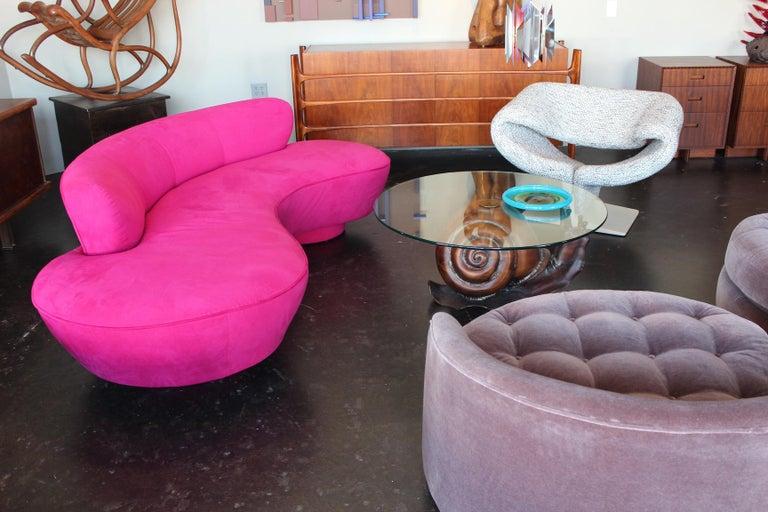Vladimir Kagan Serpentine Sofa For Sale 6