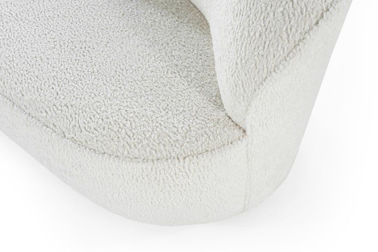 Vladimir Kagan 'Sloane' Sofa, Model 7550 For Sale 3