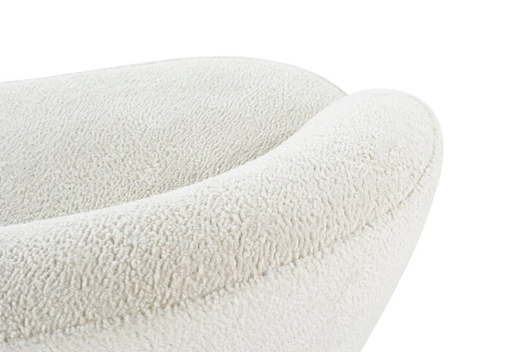 Vladimir Kagan 'Sloane' Sofa, Model 7550 For Sale 2