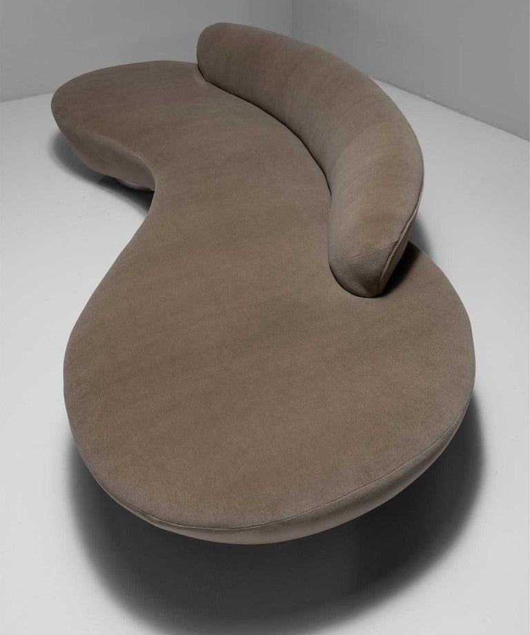 American Vladimir Kagan Sofa For Sale