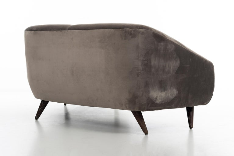 Cerused Vladimir Kagan Sofa For Sale