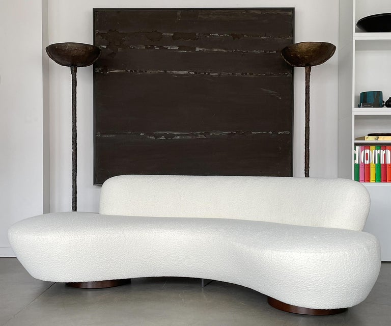 Vladimir Kagan Sofas for Directional In Excellent Condition In Chicago, IL