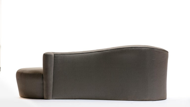 20th Century Sculptural Cloud Sofa by Weiman For Sale