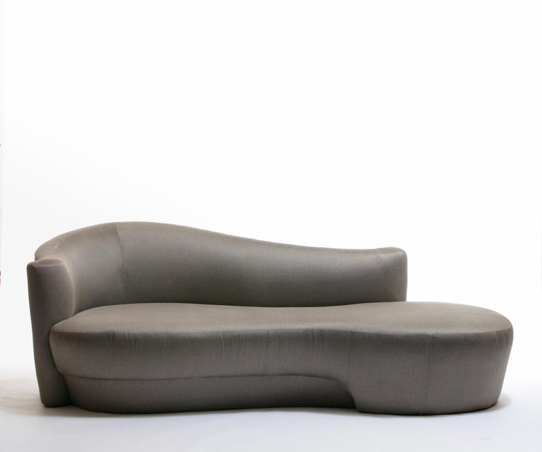 Sculptural Cloud Sofa by Weiman For Sale 1