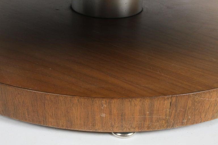 Vladimir Kagan Tilt-Swivel Barrel Lounge Chair Model 100-S w/ Holly Hunt Velvet For Sale 9