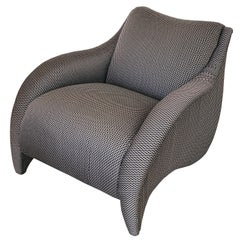 Vladimir Kagan Wave Lounge Chair for Directional