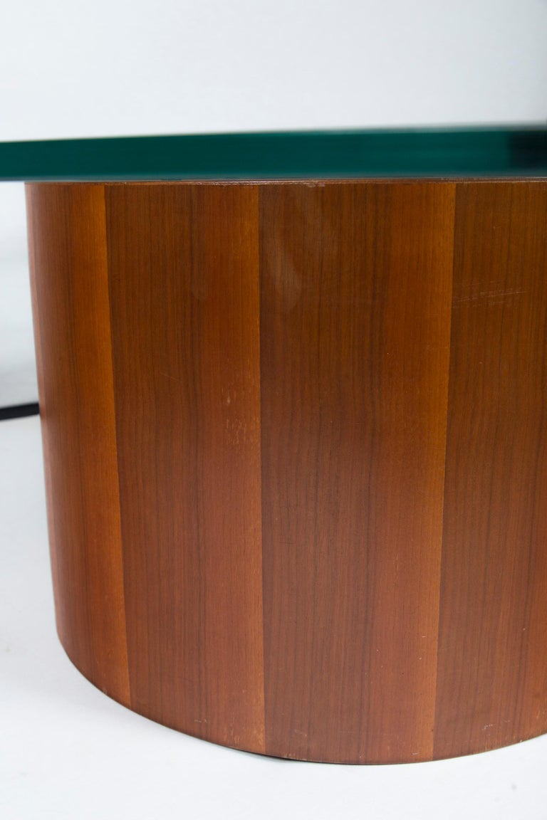 Vladimir Kagan Wood Snail Table 2