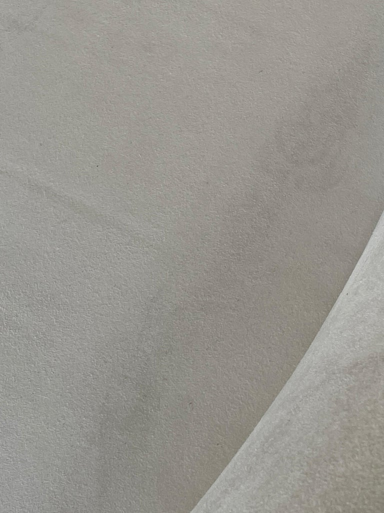 "Vladimir Kagan ""Zoe"" Cloud Sofa, American Leather, Organic Modern For Sale 3"