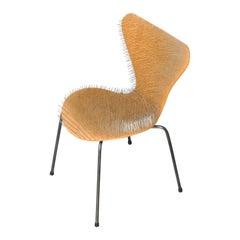 Vlinder .01, AJ Series 7 Chair, by Lennart Van Uffelen