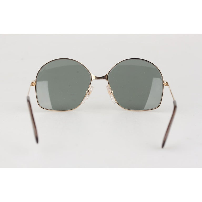 Women's or Men's Vogue D'Or by Bausch & Lomb 1/20 10K GF Gold Sunglasses 516 New Old Stock