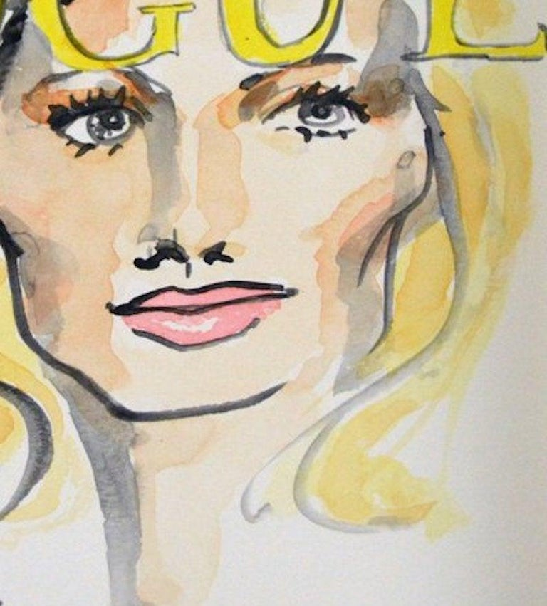 Vogue Paris by Manuel Santelices