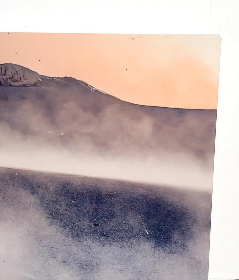 Contemporary Volcanic Eruption in Eyjafjallajökull, 2010 For Sale