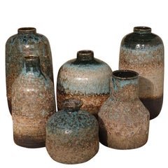 Volcano Textured Vases, Contemporary, China