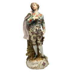 Volksted -Richard Eckert Porcelain Figurine