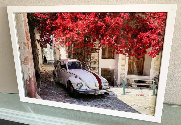 Greek Volkswagen Bug, Halki, Naxos, GR 2019 Sam Nizam Photography 1/10 For Sale