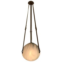 Voltaire Chandelier by Bourgeois Boheme Atelier
