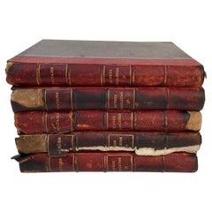 Voltaire Five Books Librairie de L. Hachette et Cie, Paris, 1869
